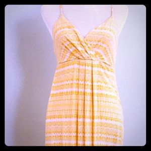 Carole Little knit maxi dress